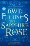 Cover of The Sapphire Rose by David Eddings